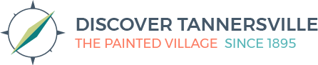 Discover Tannersville Logo